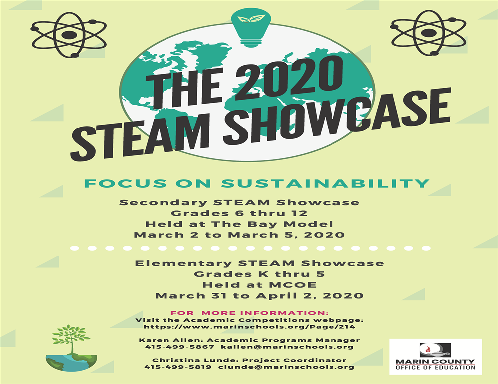 Image of the 2020 STEAM Showcase workshop